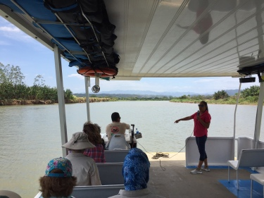 Tarcoles River Cruise